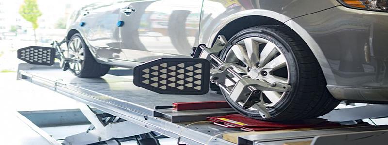 Parallélisme ou géométrie alignement des roues